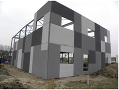 Construction bâtiment neuf