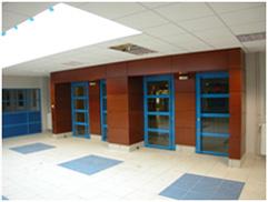 Réhabilitation bâtiment tertiaire