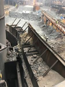 Arcelor décantation